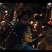 Stromae se paie le selfie dans le clip de Major Lazer