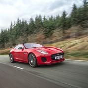 Jaguar F-Type : un félin sur quatre pattes
