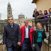 Au Puy-en-Velay, François Fillon célèbre «l'identité de la France»