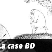 La case BD: Guirlanda ou l'odyssée éprouvante du jeune père