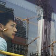 La bulle immobilière soutient la croissance chinoise