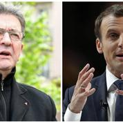 Jean-Luc Mélenchon, Emmanuel Macron : les étranges omissions de la gauche morale