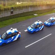 Baidu affronte Google sur la voiture autonome