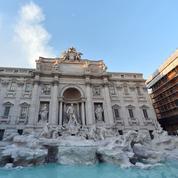 Les vœux à 1,4 million d'euros de la fontaine de Trevi