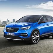 Opel Grandland X : sous le signe du Lion