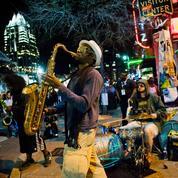 Austin au rythme de la musique live