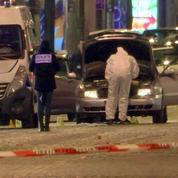 Un passant a filmé l'attaque sur les Champs-Élysées