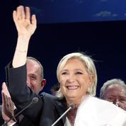 Marine Le Pen en appelle à «la grande alternance»