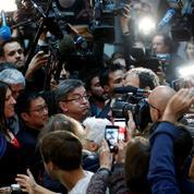 Au QG de Mélenchon, les sympathisants pas tous convaincus par un front anti-Le Pen