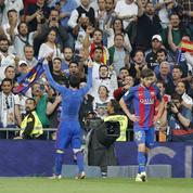 Lionel Messi et la célébration controversée du maillot à Bernabeu