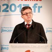 Présidentielle: l'absence de consigne de vote de Jean-Luc Mélenchon sème le trouble