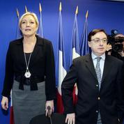 Jean-François Jalkh, un compagnon de route de Jean-Marie Le Pen aux manettes du FN