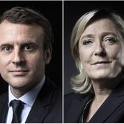 Macron/Le Pen: le grand écart sur la question du déficit