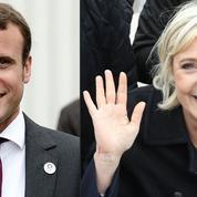 Macron-Le Pen, l'euro promis à un supplément d'être ou au néant