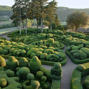 Jardin: la magie verte des buis de Marqueyssac