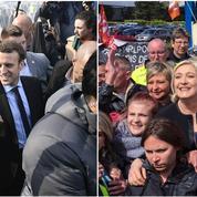 Macron et Le Pen chez Whirlpool: un «coup de com'» qui fait réagir
