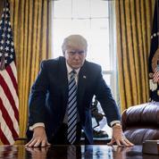 Les cent jours chaotiques de la présidence Trump