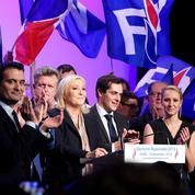 Marine Le Pen ne mentionne plus la sortie de l'euro dans sa profession de foi