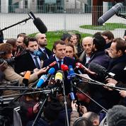 Macron bannit les médias pro-Kremlin de sa campagne