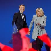 Carl Meeus: «Derrière Emmanuel Macron, Brigitte»