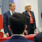 Les raisons du soutien de Dupont-Aignan à Marine Le Pen