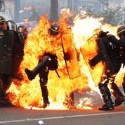 Des violences à Paris lors du défilé du 1er mai