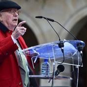 Un 1er mai en forme de chant du cygne pour Jean-Marie Le Pen
