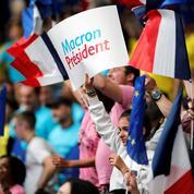 Suivez en direct le debrief après le meeting d'Emmanuel Macron à La Villette