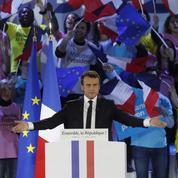 À la Villette, Emmanuel Macron se pose en défenseur de la République