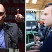 Contrairement à Mélenchon, Varoufakis soutient Macron «sans équivoque»