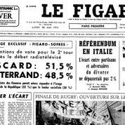 11 mai 1974 : le premier sondage post-débat donne Giscard vainqueur