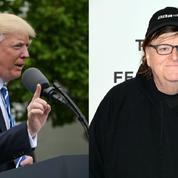 Michael Moore sur les planches avec un spectacle caustique sur Trump