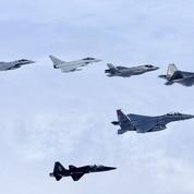 Les aviations occidentales se préparent aux guerres de demain
