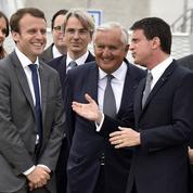 Valls, Royal, Raffarin, NKM et Estrosi réunis par BHL contre le FN