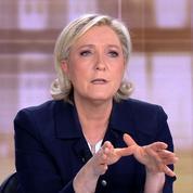 Sur Internet aussi, les frontistes critiquent Marine Le Pen