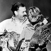 Gérard Guégan:«Chez Hemingway, l'étalage de virilité dissimulait une grande faiblesse»
