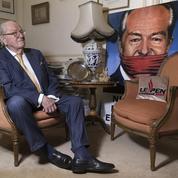 Jean-Marie Le Pen : «Un débat de chefs de partis, pas de présidentiables»