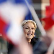 Dans la Somme, Marine Le Pen se pose en «candidate du peuple»