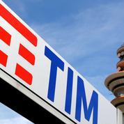 La faible croissance de Telecom Italia met le marché sous tension