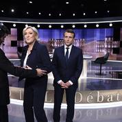 Macron : en débattant avec Le Pen, «on se salit un peu»