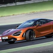 McLaren 720 S, une sportive accomplie