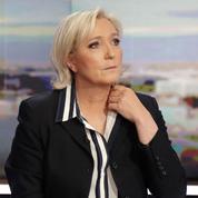 Selon un journal italien, Marine Le Pen a traité François Fillon de «merde»