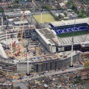 White Hart Lane, le futur géant des stades londoniens de Premier League