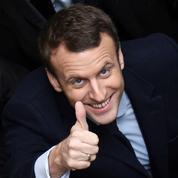 Emmanuel Macron est le plus jeune président de la République de tous les temps