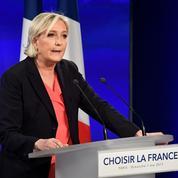Marine Le Pen admet sa défaite et annonce la création d'une nouvelle force politique