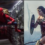 Spiderman: Homecoming et Wonder Woman ,les écuries de super-héros s'affrontent