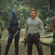 Les Gardiens de la Galaxie 2 triomphe au Box-Office américain
