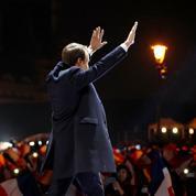«Macron est l'incarnation d'une dynamique entrepreneuriale qui métamorphose la France»