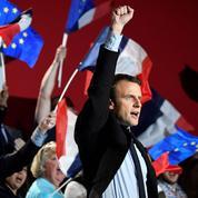 Macron attendu au tournant sur l'Europe