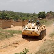 Centrafrique : quatre Casques bleus tués dans une embuscade